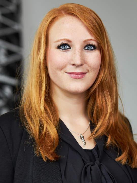 Porträt Katharina Müller, Rechtsanwältin für Arbeitsrecht in Aachen